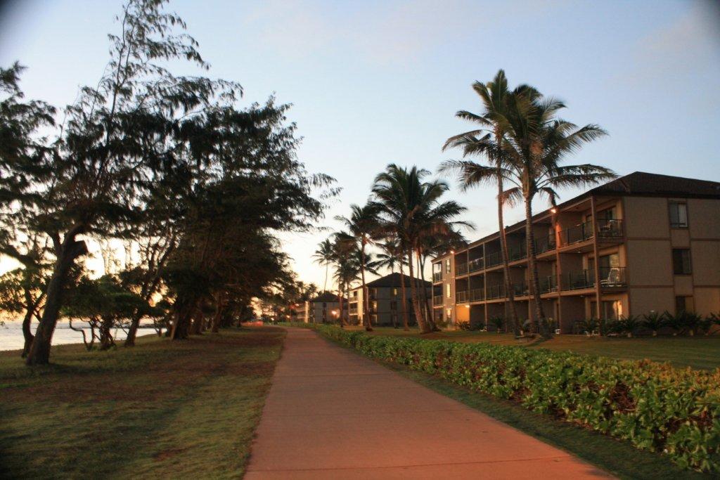 Outside of Pona Kai