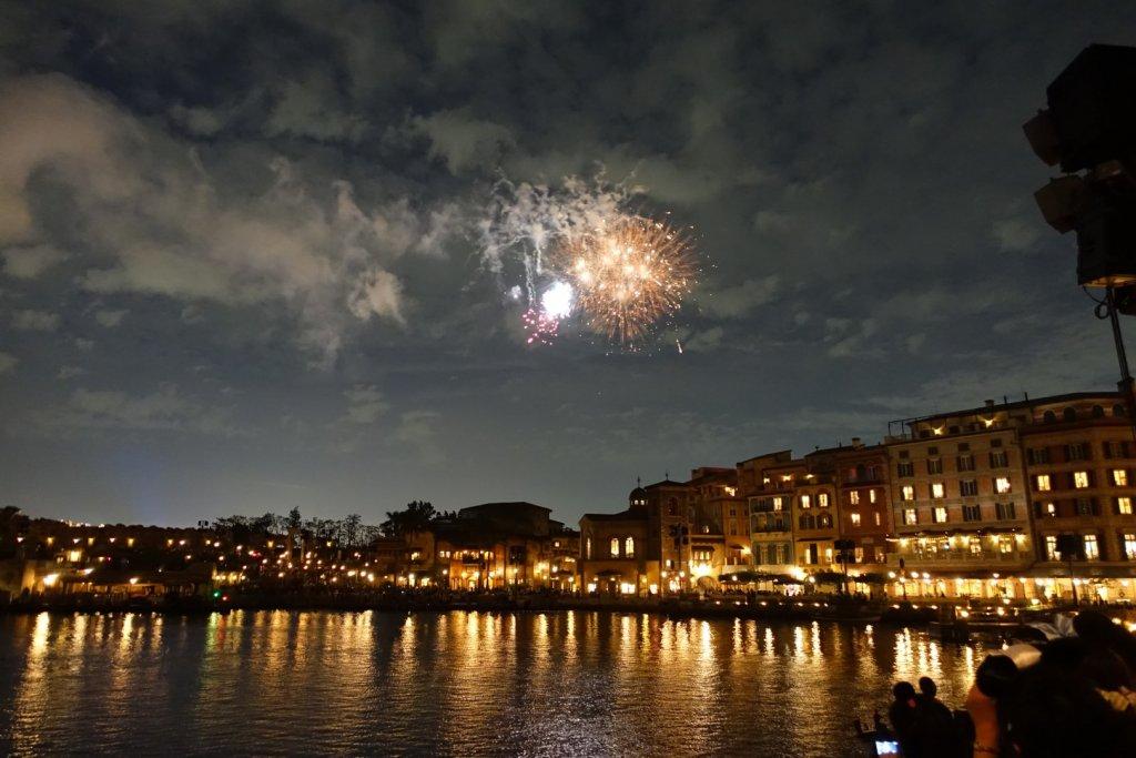 Tokyo DisneySea Fireworks