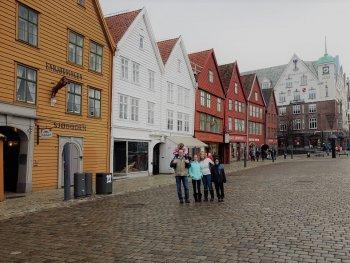 Bryggen, Bergen Norway