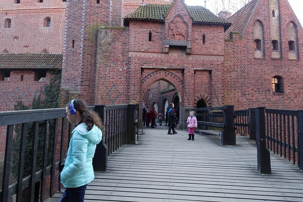 Audio tour of Malbork Castle