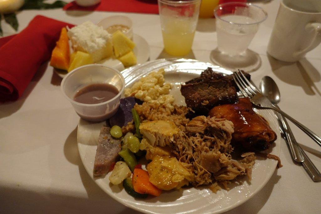 Laua meal