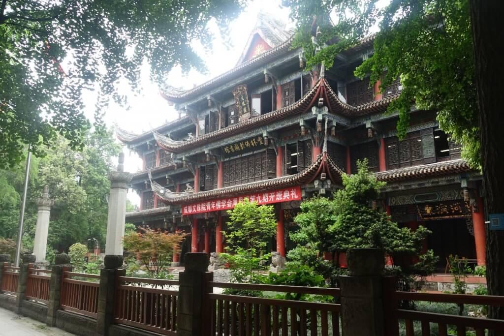 Wenjung Monestary
