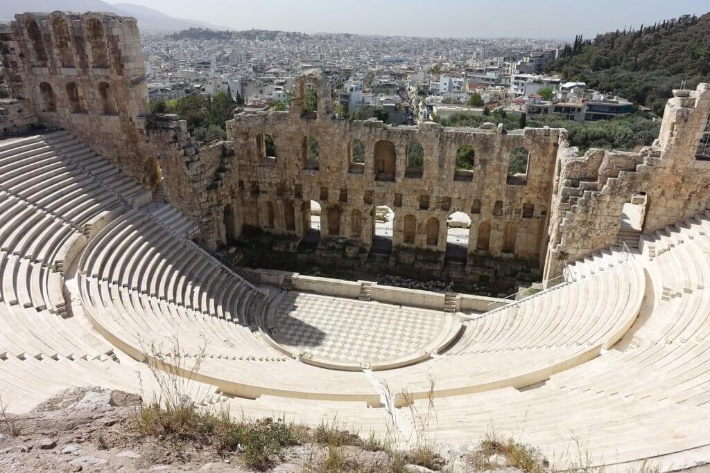 stone roman theater