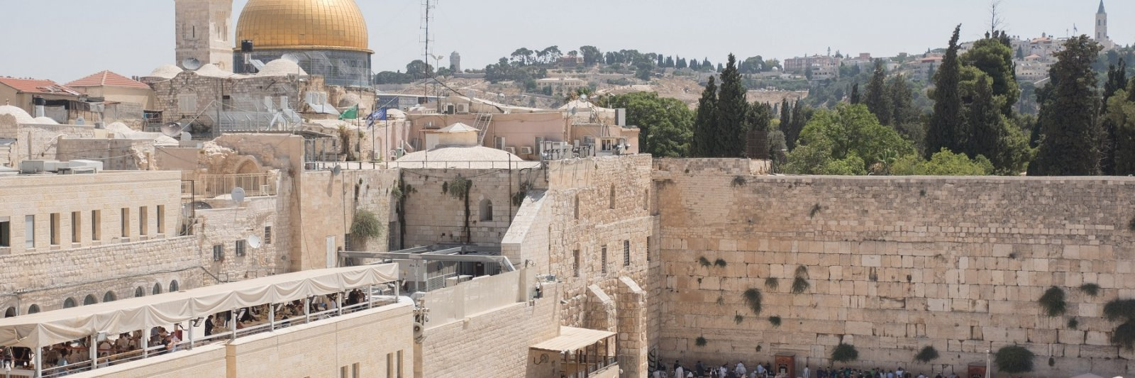 old city walls and sites