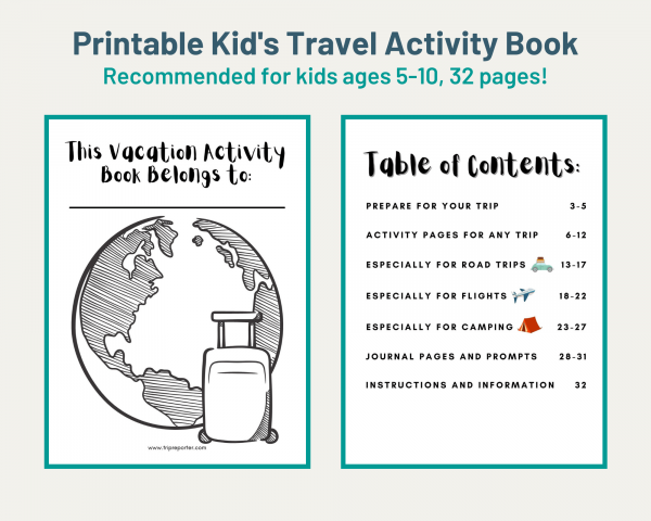 activity book pages for store